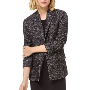 NWT Wilfred Parc Marled Wool Jacket Blazer